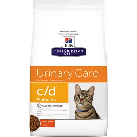 cd food hill s 174 prescription diet 174 c d 174 multicare feline with