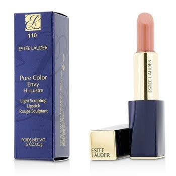 The Shop Lipstick 110 estee lauder color envy hi lustre light sculpting lipstick 110 reveal the