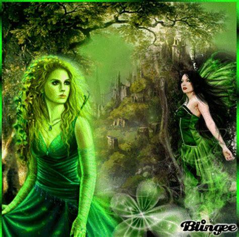 imagenes de hadas verdes fantasia verde fotograf 237 a 123364984 blingee com