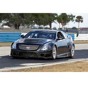 Cadillac CTS V Coupe Hits The Track  GM Authority