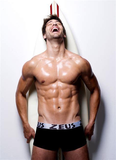 gay celeb news victor pecoraro for zeus underwear 04 male celeb news