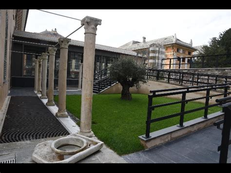 cinema giardino torino a genova nasce giardino archeologico mymovies it