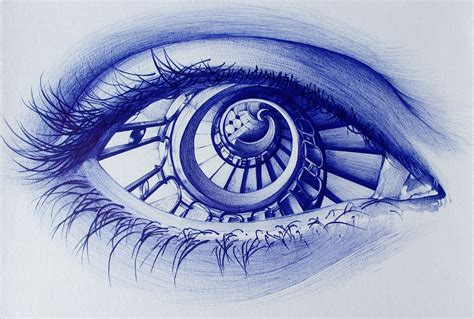 Sketches With Pen by Ballpoint Pen Drawings Pencil Drawings By Alexandra