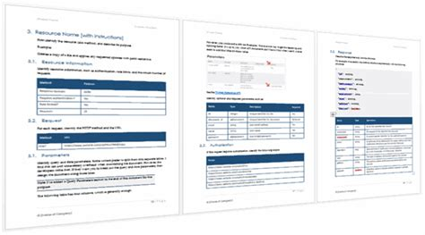 developer documentation template rest web api documentation template ms word technical