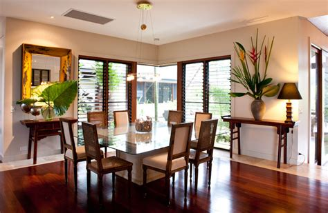 tropical dining room 1000 images about tropical dining rooms on pinterest
