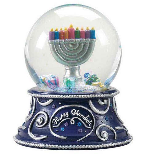 Gifts For Everyone Hanukkah Must Haves by Hanukkah Musical Water Globe