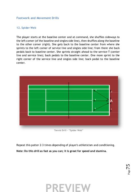 lesson plan template tennis 10 lesson plans for beginning tennis players
