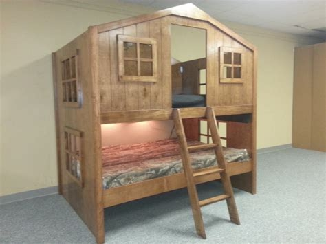full size fort bunk finewoodworking