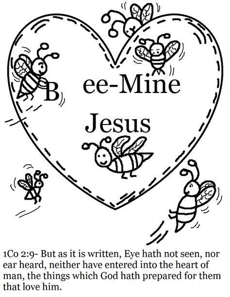 jesus valentine coloring page valentine s day coloring pages for sunday school