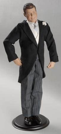 f kennedy porcelain doll franklin mint franklin mint dolls at replacements ltd