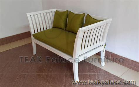 Sofa Minimalis Warna Putih bangku minimalis modern boston warna putih harga murah
