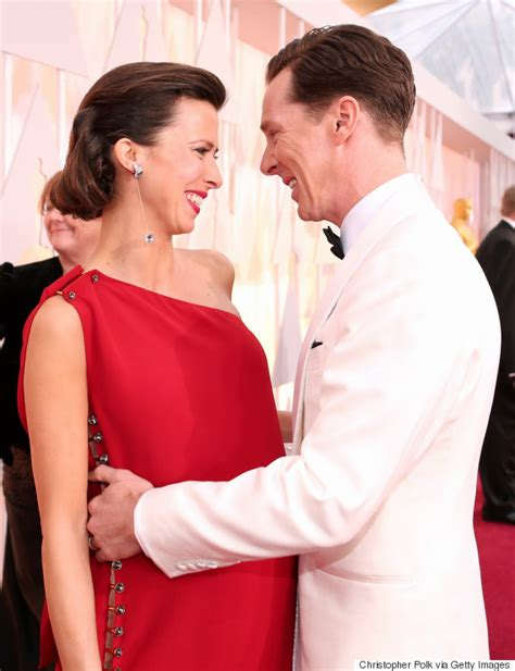 Newlyweds Benedict Cumberbatch And Sophie Hunter Shine At