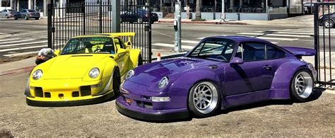 rauh welt porsche purple los angeles welcomes rauh welt begriff build with