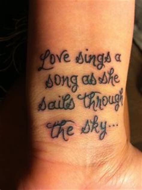 tattoo lyrics creator 1000 images about one isn t enough tattoo on pinterest