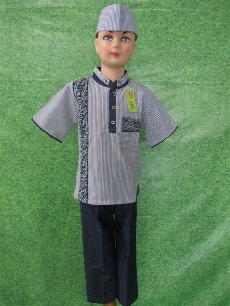 Baju Koko Anak Bbk 233 harga jual baju muslim anak rabbani model baju muslim