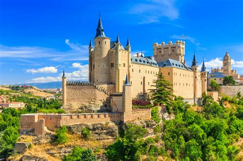 most beautiful castles ten most beautiful castles in spain 187 cellar tours
