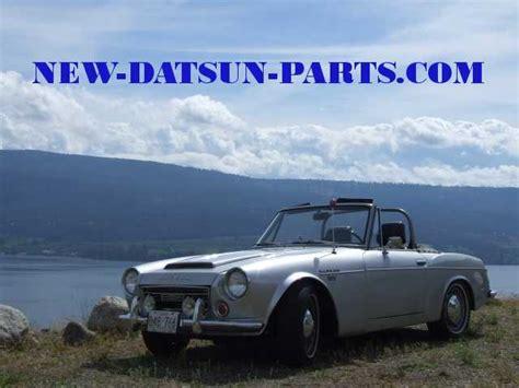 Datsun 1600 Roadster Parts by Parts For Datsun Roadster Datsun Fairlady Datsun 1600