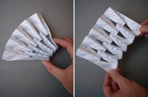 Office Origami - manuelle gautrand origami office building