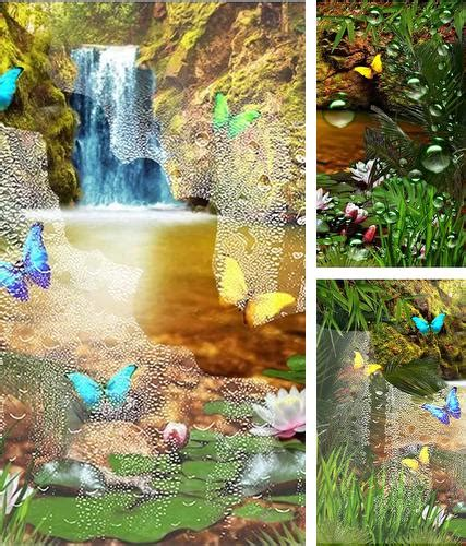 jungle waterfall live wallpaper apk falling live wallpaper for android falling free for tablet and phone