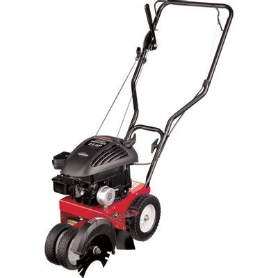 troy bilt blade lawn edger with trencher kit 140cc briggs stratton 550e series engine