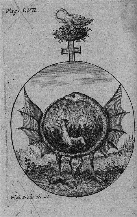 Hermaphrodite Child of the Sun and Moon, 1752. | Alquimia