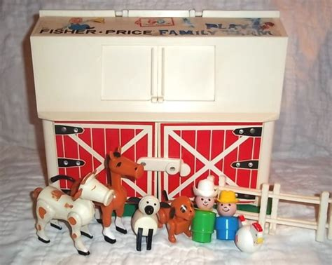 183 Best Images About Favorite 70 S And 80 S Toys On Fisher Price Barn Door