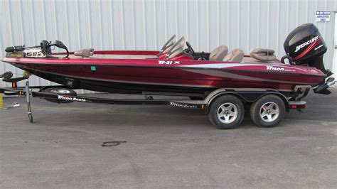 used boats ky triton new and used boats for sale in kentucky