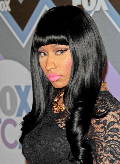 Nicki Minaj Hairstyles With Bangs by Nicki Minaj Hairstyles With Bangs New Hairstyles