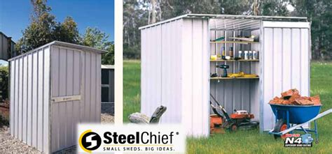 Ozzie Garden Sheds by Steel Chief Garden Sheds