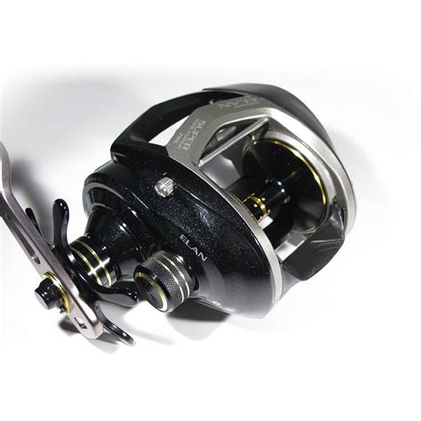 Elan 71 Wp Right carrete elan wide power 71bl de tailwalk carretes baitcasting multiplicadores mar