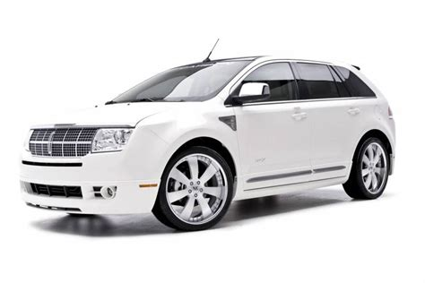 3d carbon 174 lincoln mkx 2007 2010 body kit lincoln mkx 3dcarbon body kit 8pc 691513