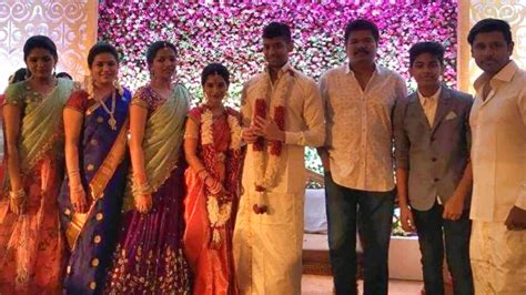 film actor vikram age actor vikram s daughter akshita marriage photos watch now