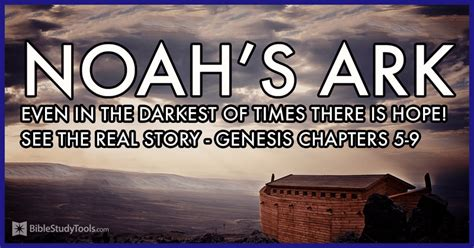 Modification Work Meaning by Noah S Ark And The Flood Bible Story Verses Meaning