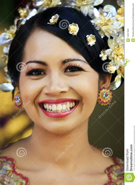 indonesian brides indonesian bride stock image image 14917861