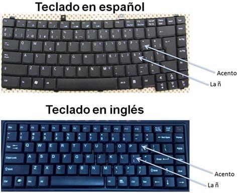 como poner un acento en la computadora image gallery teclado espanol