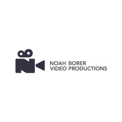 design logo video noah borer video productions logo design gallery