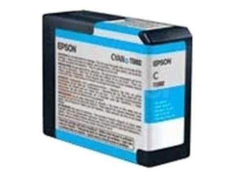 Alvacia Epson 80ml Light Cyan epson t5802 80ml cyan ink cartridge ebuyer