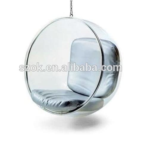 acrylic swing chair hanging clear leisure acrylic chair acrylic swing chair