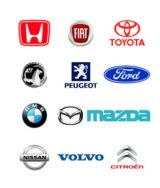 Car Types And Their Symbols by The Dodge Symbol