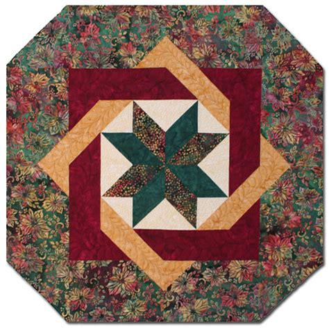 free pattern wall hanging quilt christmas starry wreath table topper wall hanging quilt