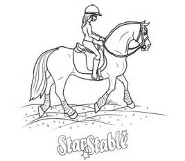 coloring pages of stable stable coloring pages coloring pages