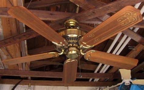 casablanca panama ceiling fan casablanca panama 5 brass ceiling fan february 1983