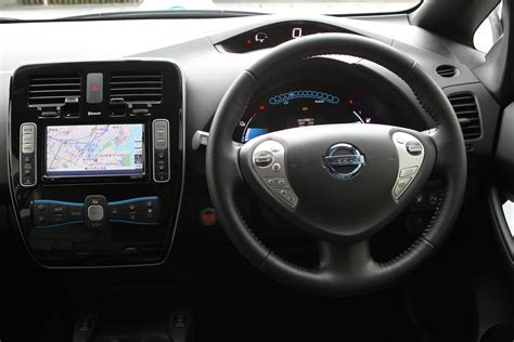 nissan leaf interior 2013 nissan leaf interior steering wheel