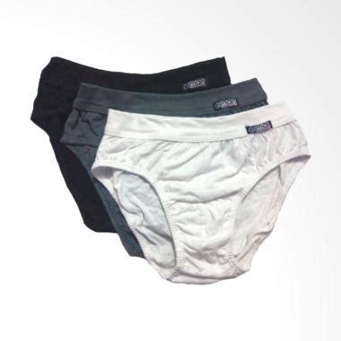 Celana Dalam Gt Isi 3 Pcs jual pakaian dalam pria harga bersaing blibli