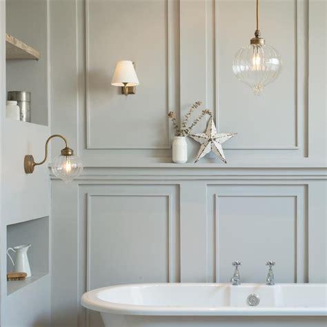 bathroom pendant lighting uk bathroom pendant light fluted glass period