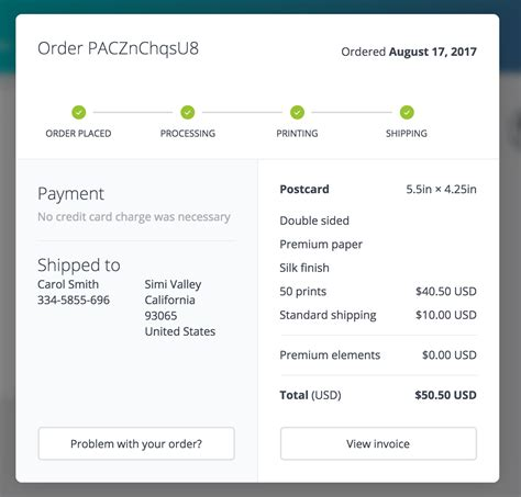 canva order prints check your print order status canva help center
