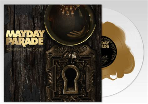 Monsters In The Closet Mayday Parade by Banquet Records Mayday Parade Monsters In The Closet