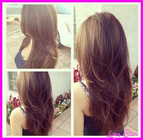 cute haircuts for long layered hair cute layered haircuts for medium long hair livesstar com