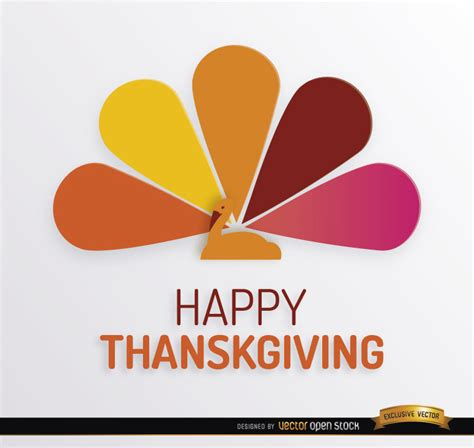 colorful thanksgiving wallpaper thanksgiving turkey colorful tail background vector download