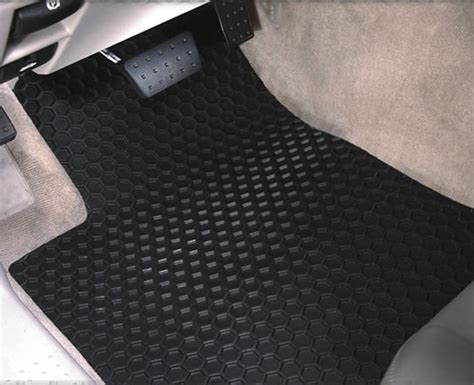 Custom Floor Mats by Intro Tech Custom All Season Hexomat Floor Mats